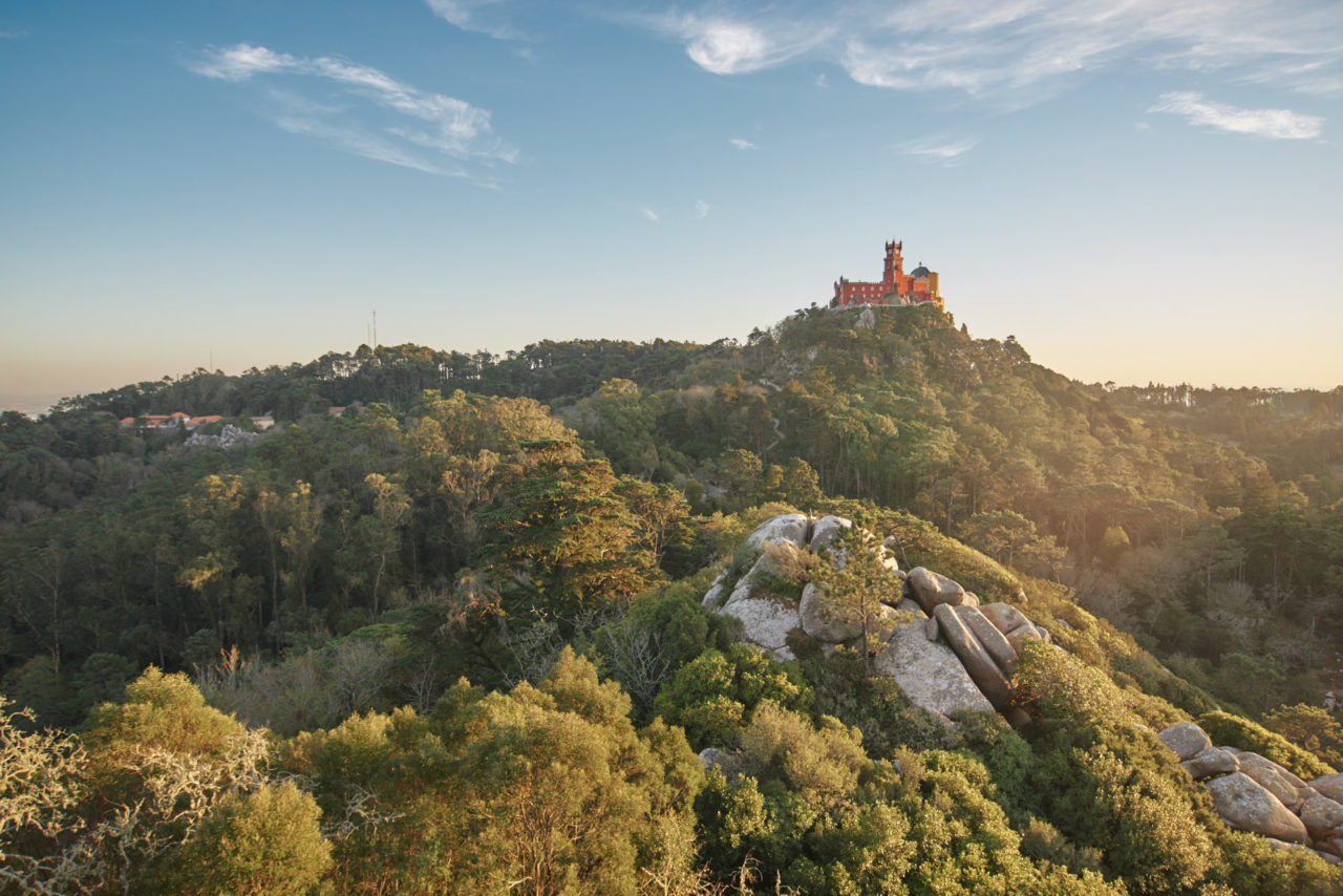 Sintra Portugal Photographed by Lucian Niculescu