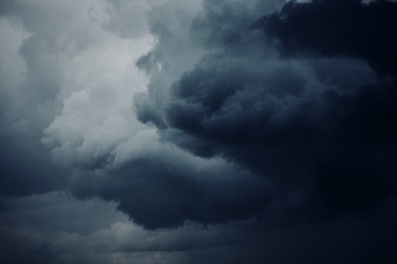 Clouds Photographed by Lucian Niculescu